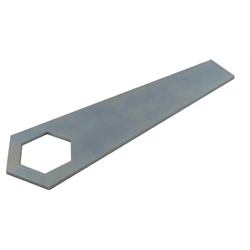 CO2 Wrench - Flat (Standard)