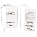 Cylinder Paper Status Tags